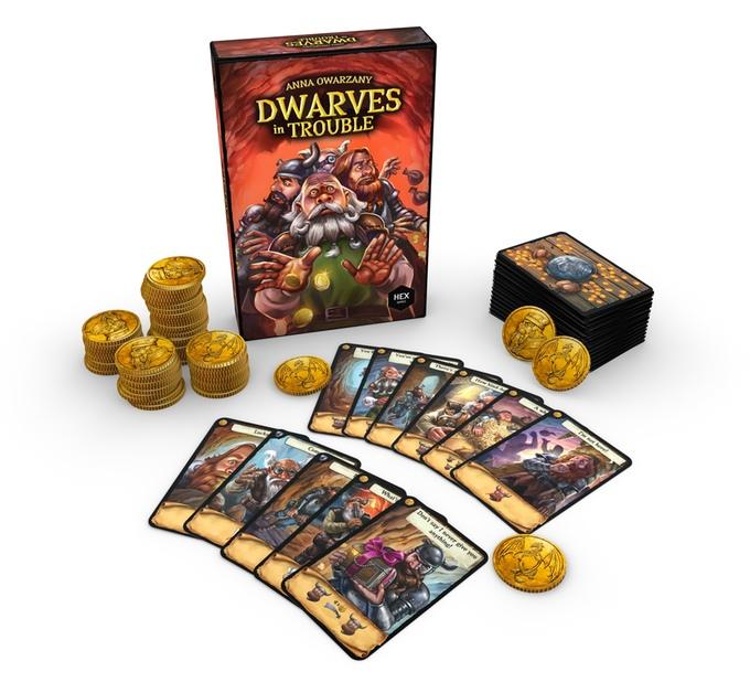 dwarves spel